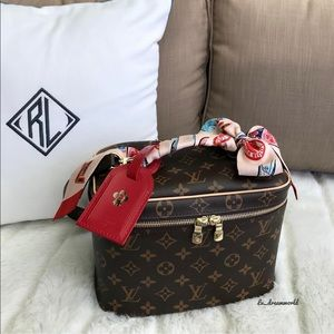Louis Vuitton Nice Vanity/Bag